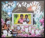 Poštovní známka Džibutsko 1979 Mezinárodní rok dětí Mi# Block 1 A Kat 12€