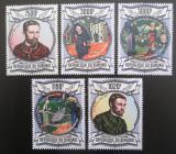 Poštovní známky Burundi 2013 Umění, Paul Sérusier Mi# 3053-57 Kat 10€