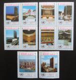 Poštovní známky Manáma 1971 OSN, 25. výročí Mi# 535-44