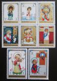 Poštovní známky Manáma 1971 Vánoce Mi# 609-16