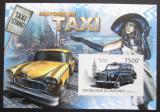 Poštovní známka Burundi 2012 Historie taxi neperf. Mi# Block 303 B