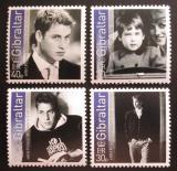 Poštovní známky Gibraltar 2003 Princ William Mi# 1045-48 Kat 6.50€