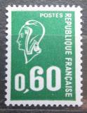 Poštovní známka Francie 1974 Marianne Mi# A 1888 x