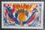 Poštovní známka Francie 1976 Celní správa Mi# 2003