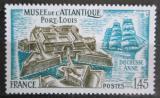 Poštovní známka Francie 1976 Muzeum Atlantiku Mi# 2004