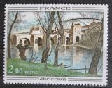 Poštovní známka Francie 1977 Umění, Jean-Baptiste Camille Corot Mi# 2012