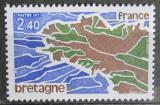 Poštovní známka Francie 1977 Region Bretagne Mi# 2014