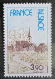 Poštovní známka Francie 1977 Region Alsasko Mi# 2015