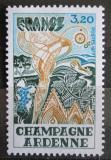 Poštovní známka Francie 1977 Region Champagne-Ardenne Mi# 2023