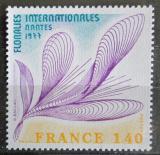 Poštovní známka Francie 1977 Mezinárodní zahradnická výstava Mi# 2027