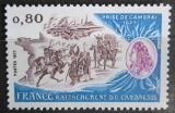Poštovní známka Francie 1977 Zabrání regionu Cambrais Mi# 2028