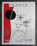 Poštovní známka Francie 1977 Umění, Pierre-Yves Trémois Mi# 2044