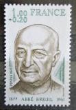 Poštovní známka Francie 1977 Henri Breuil Mi# 2050