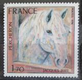 Poštovní známka Francie 1978 Umění, Jacques Birr Mi# 2061