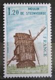 Poštovní známka Francie 1979 Mlýn, Steenvoorde Mi# 2152