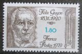 Poštovní známka Francie 1979 Félix Guyon, urolog Mi# 2159