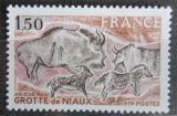 Poštovní známka Francie 1979 Skalní kresba Mi# 2162