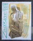 Poštovní známka Francie 1980 Bronzová socha, Ossip Zadkine Mi# 2192