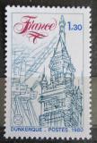 Poštovní známka Francie 1980 Radnice Dünkirchen Mi# 2207