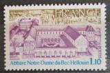 Poštovní známka Francie 1978 Opatství Notre Dame Mi# 2079