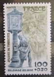 Poštovní známka Francie 1978 Poštovní schránka Mi# 2092