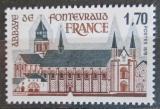Poštovní známka Francie 1978 Opatství Fontevraud Mi# 2103