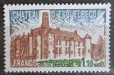 Poštovní známka Francie 1978 Zámek Esquelbecq Mi# 2110