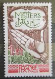 Poštovní známka Francie 1978 Umělecké řemeslo Mi# 2116