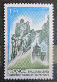 Poštovní známka Francie 1978 Připojení Franche-Comté, 300. výročí Mi# 2119