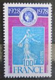 Poštovní známka Francie 1978 Filatelistická akademie, 50. výročí Mi# 2121