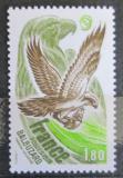 Poštovní známka Francie 1978 Orlovec říční Mi# 2122