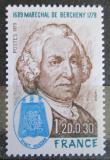 Poštovní známka Francie 1979 Ladislas Ignace de Bercheny Mi# 2134