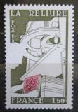 Poštovní známka Francie 1981 Knihařství Mi# 2256