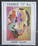 Poštovní známka Francie 1981 Umění, Albert Gleizes Mi# 2248