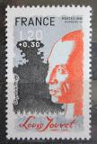 Poštovní známka Francie 1981 Louis Jouvet, herec Mi# 2270