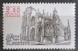 Poštovní známka Francie 1981 Kostel Notre-Dame Mi# 2285