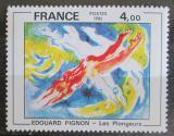 Poštovní známka Francie 1981 Umění, Edouard Pignon Mi# 2286