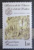 Poštovní známka Francie 1981 Socha z Burgundska Mi# 2289