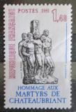 Poštovní známka Francie 1981 Válečný památník Mi# 2297
