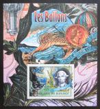 Poštovní známka Burundi 2012 Létající balóny Mi# Block 214 Kat 9€