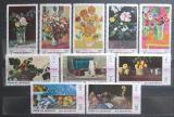 Poštovní známky Umm al-Kuvajn 1968 Umění starých mistrů Mi# 275-84 Kat 11€