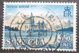 Poštovní známka Svatá Lucie 1964 Plachetnice Mi# 181