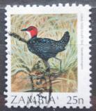 Poštovní známka Zambie 1987 Chrástal kaštanový Mi# 388