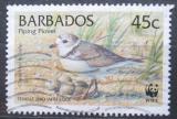 Poštovní známka Barbados 1999 Kulík hvízdavý, WWF Mi# 953