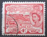 Poštovní známka Svatý Kryštof 1954 Bimstone Hill Mi# 117
