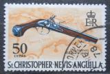 Poštovní známka Svatý Kryštof 1970 Pistole Mi# 210
