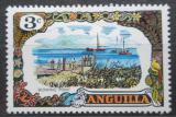 Poštovní známka Anguilla 1970 Lodě na Blowing Point Mi# 101
