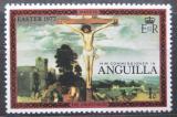 Poštovní známka Anguilla 1977 Velikonoce, ukřižování Krista Mi# 280