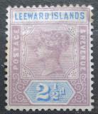 Poštovní známka Leewardovy ostrovy 1890 Královna Viktorie Mi# 3 Kat 4€