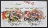 Poštovní známky Sierra Leone 2015 Letadla Mi# 6667-70 Kat 11€